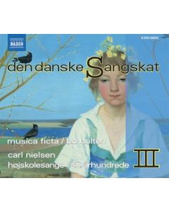 Den Danske Sangskat - Vol. 3 CD