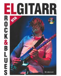 Nya Elgitarr - Rock & Blues (KG Johansson)