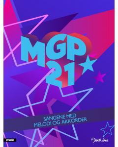 Sangene fra MGP 2021 (Sangbog med noder)