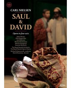 Carl Nielsen Saul og David DVD