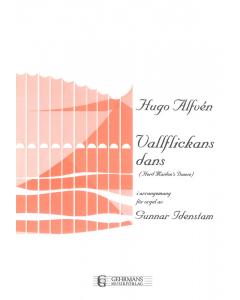 Alfvén Vallflickans dans orgel