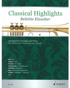 Classical Highlights (Trumpet, Piano)
