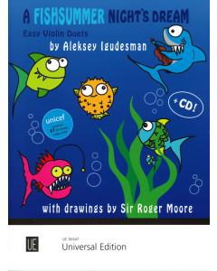 A Fishsummer Night's Dream - Easy Violin Duets (Aleksey Igudesman) - incl. CD