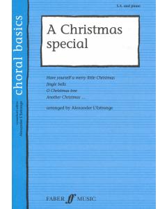 A Christmas Special (SA, Piano)