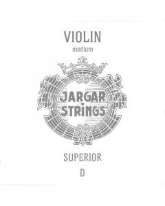 Jargar Superior D-streng til Violin (Sølv)