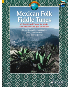Mexican Folk Fiddle Tunes - 42 Traditional Pieces