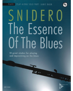 Jim Snidero The Essence Of The Blues FLUTE