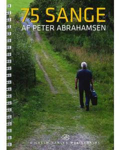 75 Sange af Peter Abrahamsen