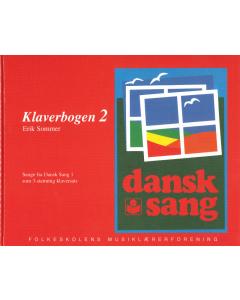 Dansk Sang klaverbogen 2