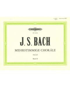 Bach, J.S.: Mehrstimmige Choräle II