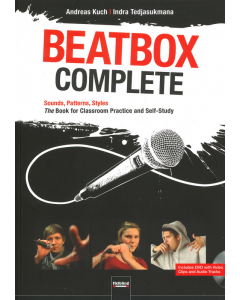 Beatbox Complete - English Edition (incl. DVD)
