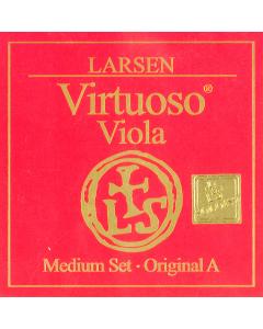 Larsen Virtuoso SOLOIST strenge til Bratsch/Viola (Sæt)