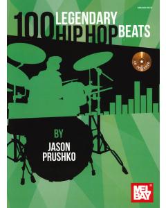 100 Legendary Hip Hop Beats (Jason Prushko) (incl. CD)