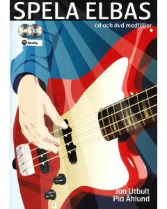 Spela Elbas (Jan Utbult, Pia Åhlund) (inkl. CD & DVD)
