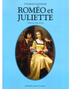 Gounod: Roméo et Juliette - Opéra en cinq actes (Vocal Score)