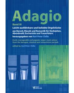 Adagio III (für Orgel)