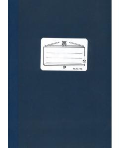 Bog med nodepapir - A4, 96 sider, 12 systmer (STAR 6a/12)