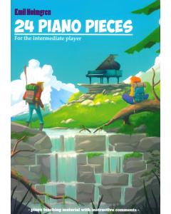 24 Piano Pieces (Emil Holmgren)