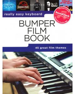 Really Easy Keyboard: Bumper Film Book (Book + eBook + App)