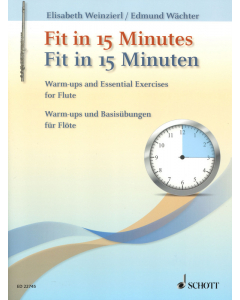 Fit in 15 Minutes Flute
