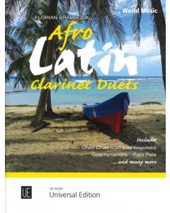 Afro-Latin Clarinet Duets (arr. Florian Bramböck)