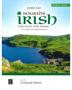 Sounds Irish for Flute and Piano (James Rae)