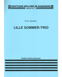 Jeppesen, Knud: Lille Sommer-trio (Flute/Violin, Cello, Piano)