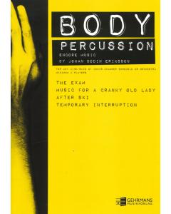Body Percussion (Johan Bodin Eriksson)
