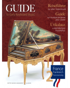 Guide to Early Keyboard Music (Vol. 2: France)