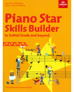 ABRSM: Piano Star Skills Builder - Scales, Aural and Reading