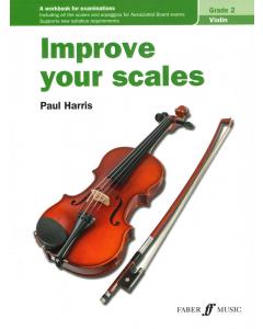 Improve Your Scales! Grade 2 (Violin)