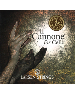 Larsen Il Cannone Cello Strings - Warm & Broad (Set)