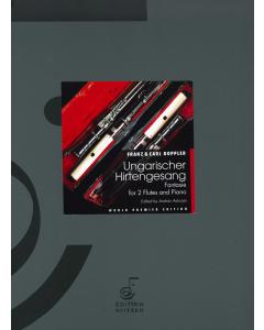 Doppler, Carl & Franz: Ungarischer Hirtengesang - Fantasie (2 Flutes and Piano)