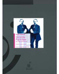 Doppler, Franz: Grande Fantaisie (Flute and Piano)