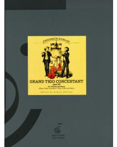 Kuhlau: Grand Trio Concertant, op. 119 (2 Flutes, Piano)