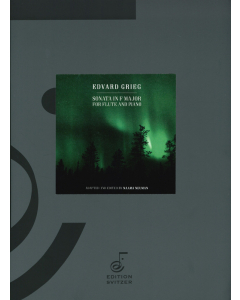 Grieg: Sonata in F major - arr. for Flute and Piano