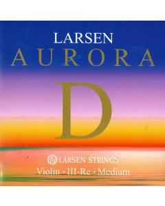 Larsen Aurora D-streng til Violin