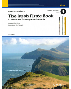 The Irish Flute Book (Flute, Recorder, Tin Whistle)