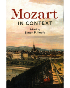 Mozart in Context (Simon P. Keefe)