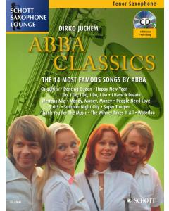 Abba Classics (Tenor Saxophone, Piano) - incl. CD