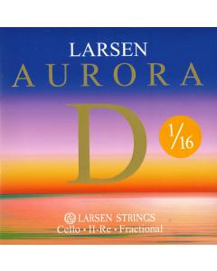 Larsen Aurora D-streng til små celloer