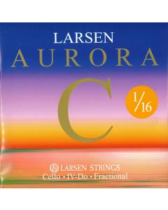 Larsen Aurora C-streng til små celloer