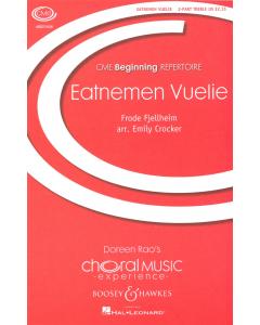 Fjellheim, Frode: Eatnemen Vuelie (2-part, Piano)