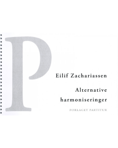 Eilif Zachariassen: Alternative harmoniseringer
