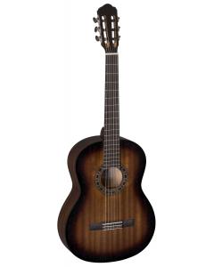 La Mancha Klassisk Guitar - Granito 33-N-MB (Narrow, Mahagony burst)