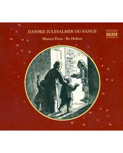 Danske julesalmer og sange (Musica Ficta; Bo Holten) 2CD-BOX
