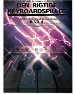Den Rigtige Keyboardspiller 4