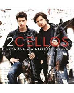 2CELLOS Vinyl Cover