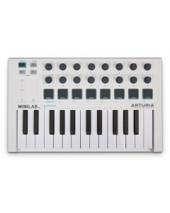Arturia MINILAB-MKII USB MIDI Controller Keyboard