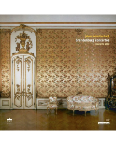 Bach: Brandenburg Concertos (Concerto Köln) (2LP / Double Vinyl)